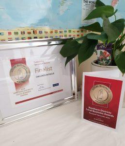 Children in focus awards
