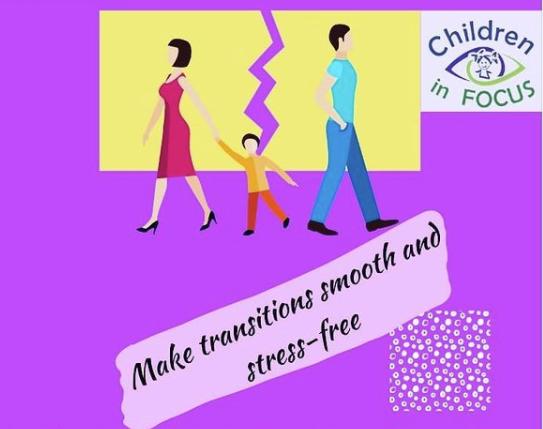Useful tips to make children handovers smooth